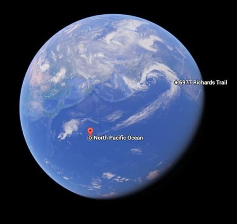 North Pacific Spiral